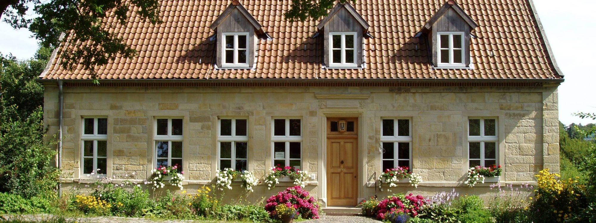 Sandsteinhaus