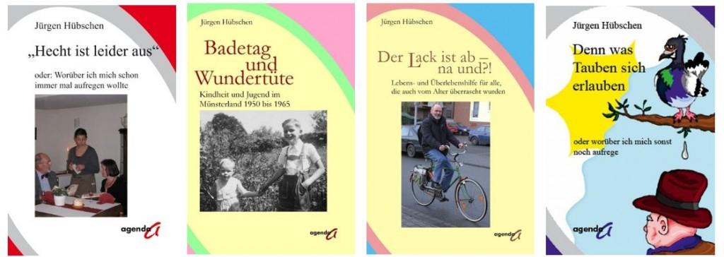 Hübschen Bücher