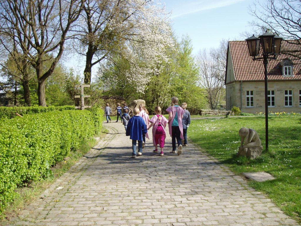 Kindergeburtstag Auf Dem Hof Puning In Everswinkel Mamilade